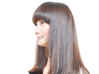 浜松市の髪質改善美容室ever greenのヘアエステ